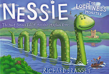 Nessie, the Loch Ness Monster